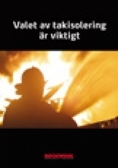 valet av takisolering folder1